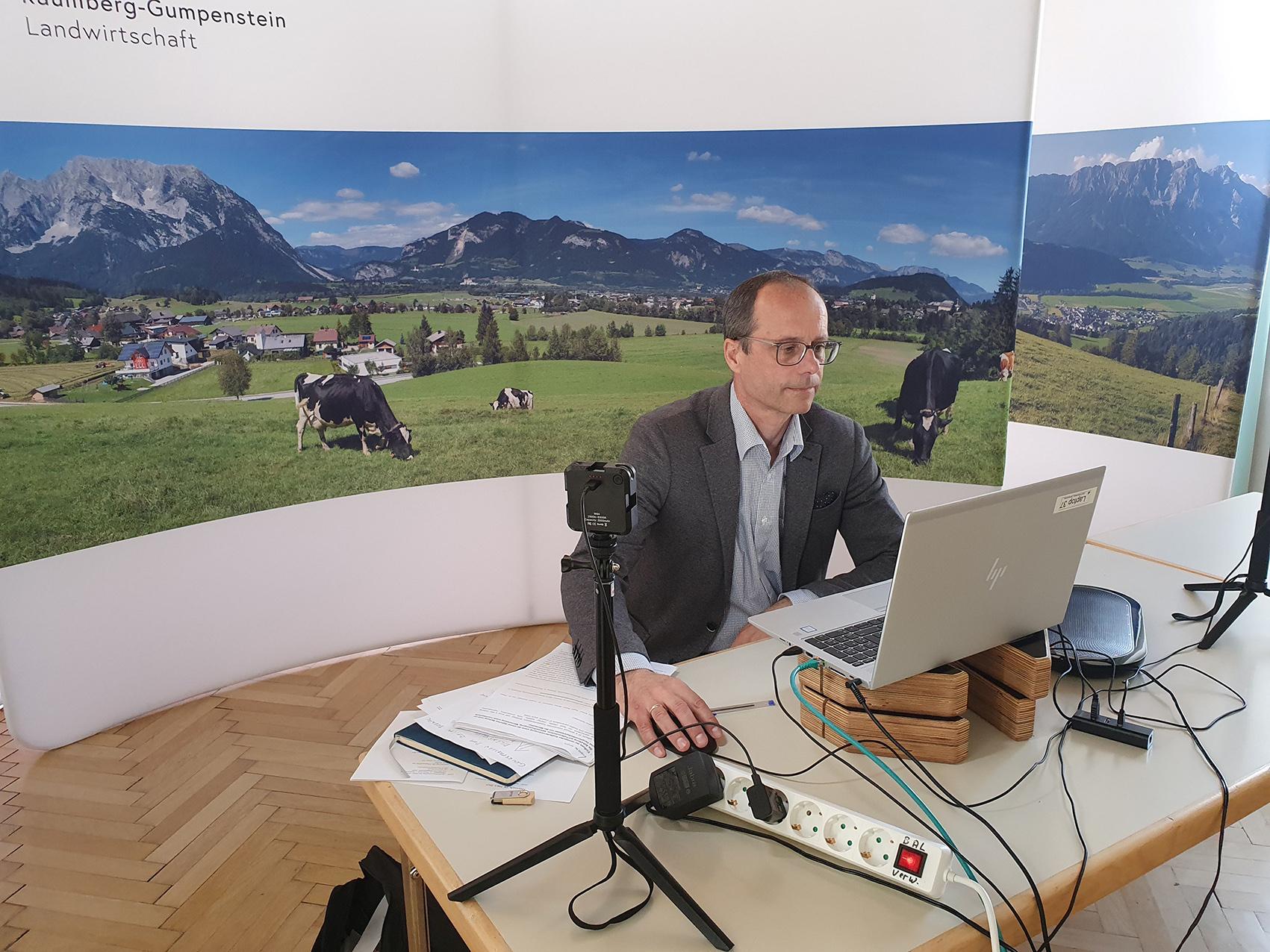 Viehwirtschaftstagung 2021